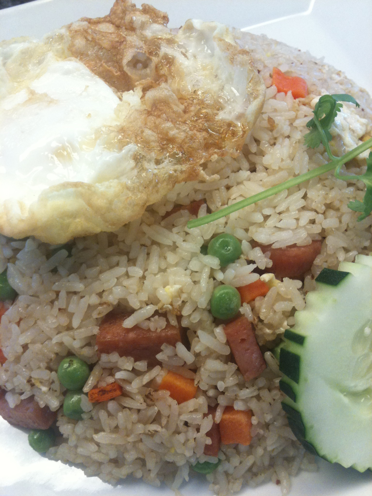 The Bowl Fried Rice